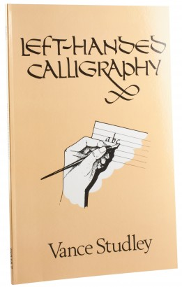 Left Handed Calligraphy Book Review Classic Fountain Pens