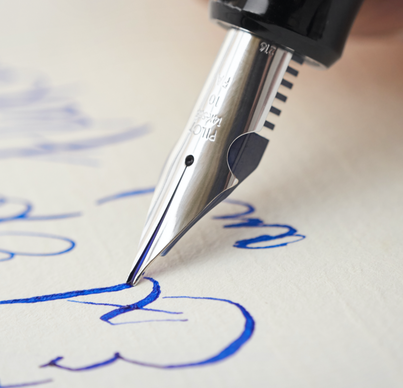 Spencerian Customization for Fountain Pens | Nibs